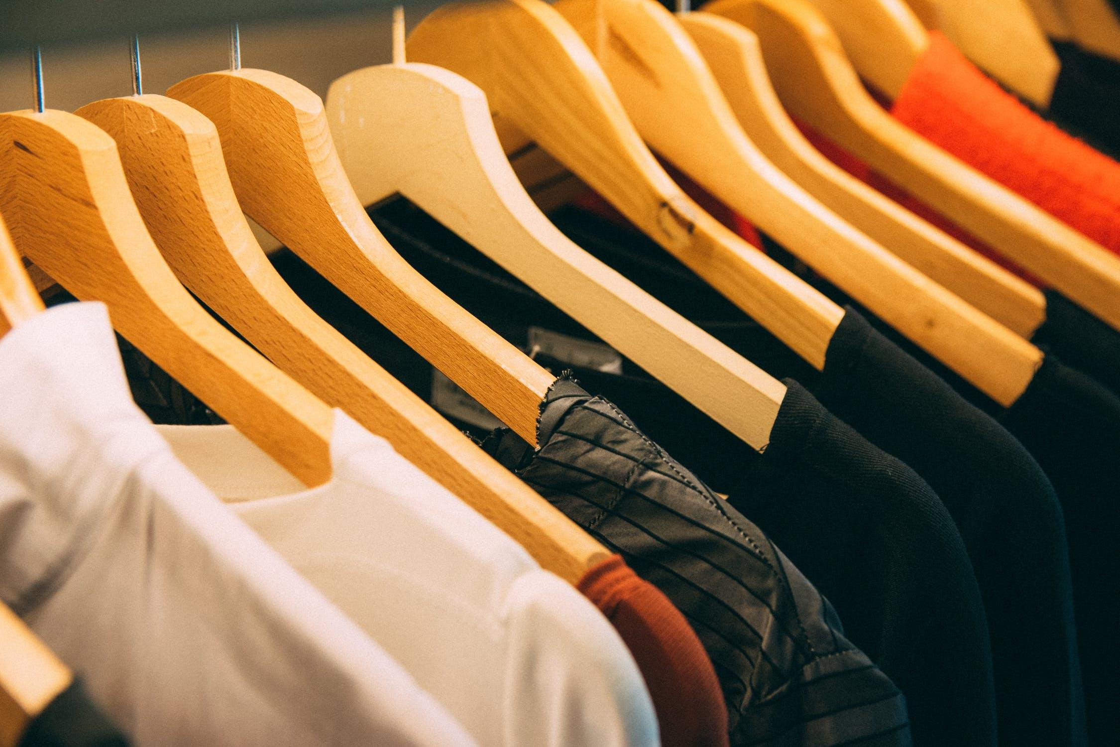 Skydedøre garderobe
